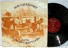 Rare Folk LP - Bob Davenport And The Marsden Rattlers - Trailer # LER 3008