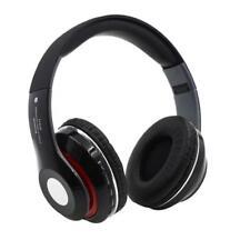 Kopfhörer Bluetooth  Wireless Lautsprecher / MP3 /TF Karte Radio Faltbar Schwarz