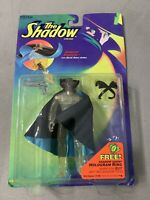 Vintage The Shadow Clear Ambush Shadow Quick Draw Action Figure Kenner 1994 New