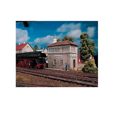 PIKO HO SCALE 1/87 BURGSTEIN SWITCH TOWER BUILDING KIT | BN | 61822