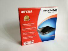 Buffalo Portable 8x DVD+/-R Read/Write DVSM-PC58U2VB
