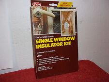 BRAND NEW TAGO SINGLE WINDOW INSULATOR KIT...3' X 5'  SET OF 3