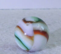 #11122m Vintage Peltier NLR Christmas Tree Marble .60 Inches