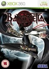 Bayonetta ~ XBox 360 (in Great Condition)