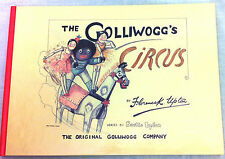 Golliwoggs Circus Florence Upton 2003 Centinery Ltd Edition gollywog golliwogg's
