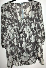 Per Una (Marks & Spencer) Womens Top with Camisole - UK Size 18