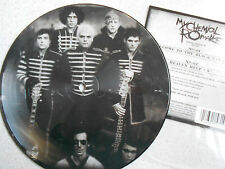 "MY CHEMICAL ROMANCE - Welcome To The Black Parade - Rare UK 7"" Picture Disc #1"