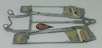 Alvo 2020 Slot Car 1/24 steel wire and brass chassis