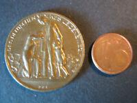 """Medaille Inflation Preise Lebensmittel 1.11.23 """"Des Deutschen Volkes Leidensweg"""""""