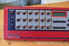 CLAVIA NORD MODULAR Rack G1 16-voice self containing modular synthesizer