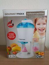 Gourmetmaxx Softeismaschine Eismaschine