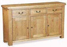 Living Room Oak 81cm-100cm Sideboards & Buffets