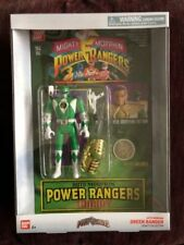 Mighty Morphin Power Rangers Legacy Collection Auto Morphin Green Ranger Tommy