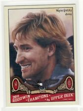 WAYNE GRETZKY LOS ANGELES KINGS 2011 GOODWIN CHAMPIONS #99