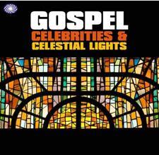 Gospel Celebrities & Celestial Lights 2-CD NEW SEALED Soul Seekers/Gospel Clefs+