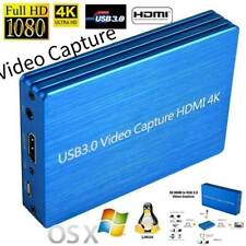 4K HDMI Game Capture Card 1080P HD Video Recording For Video/Game Live Streaming