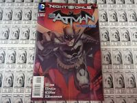 Batman (2011) DC - #9, Dale Keown Variant CVR, Signed Scott Snyder, CoA, VF/-