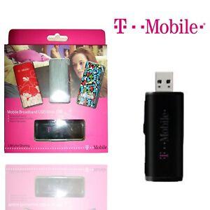 T-Mobile USB Stick 150 Wireless Modem Mobile Broadband Router 3G Laptop Internet