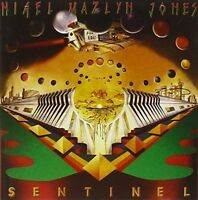 Nigel Mazlyn Jones : Sentinel & The Fools of the Finest Degre CD***NEW***