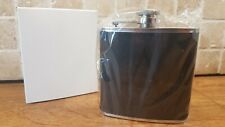 New Sealed Assassin's Creed Syndicate Black Flag Edition London Rooks Hip Flask