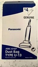PANASONIC U-13 AMC-D1EP DUST BAGS GENUINE
