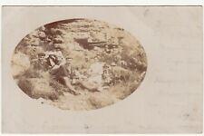 CGH: Postcard, Pic Nic [Table Mountain?], 30 Nov 1904