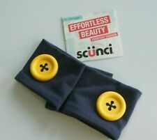 Headband with Buttons For Face Masks -  Scrunci brand  Nurses Dr ..Free shipping