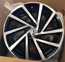 "18""new gti black c alloy wheels vw golf audi/vw/tt/t4/a4/a3/a6/skoda with tyres"