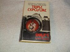 Triple Exposure by Peter Townend (1979, Paperback) - Quest #1