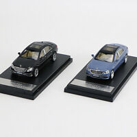 Master 1/64 Mercedes-Maybach S-Class Diecast Car Model Collection