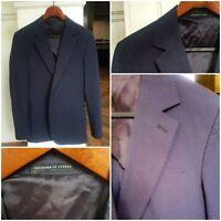 "Reiss mens 'Borgo B' navy textured blazer (38"") - RRP £225"