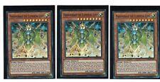 3UDS. phosphorage the Elemental Lord flod-en026, 1st, SUPER RARO, Inglés