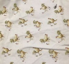 """Chicken Printed Cotton fabric 50"""" width sold by The yard"""