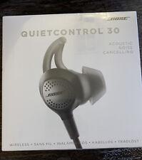 Bose QuietControl 30 Wireless Bluetooth Stereo Headphones 761448-0010 New