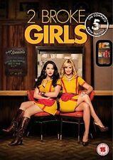 2 Broke Girls Season 5 (region 4) DVD The Complete Fifth Series Five