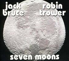 Jack Bruce And Robin Trower - Seven Moons (NEW VINYL LP)