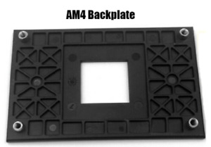 New AMD CPU Heatsink Bracket Backplate Back Sheet Plate Durable for AM4