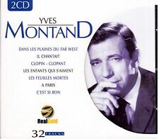 Ives Montand: Ives Montand Box 2 CD