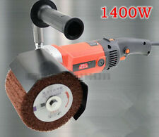 1400W 220V Burnishing Polishing Machine Polisher/Sander & 2 Wheels Free shipping