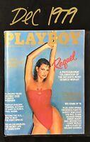 Playboy Magazine, December 1979 🐇 VERY GOOD Condition, Al Pacino Interview