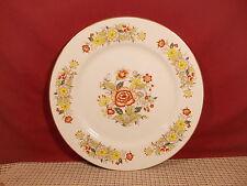 "Signature China Oriental Garden Pattern Dinner Plate 10 3/8"""