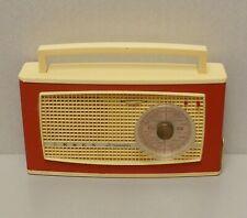 Erres All Transistor RA62OP Portable radio 1962