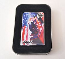 Zippo Lighter Mazzi and Zippo  New in tin with sleeve 2007