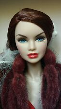 "NRFB IN ROUGES ERIN S. NU FACE CINEMATIC CONVENTION 12"" doll Integrity"