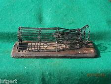 Nice antique mouse trap, mousetrap