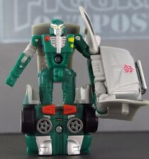 X-BRAWN 2002 Transformers Autobot SPYCHANGERS Action Figure Toy Mini-Robot Car