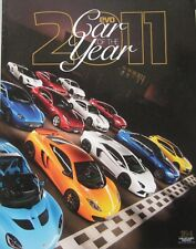 EVO magazine Car of the Year 2011 Issue 164