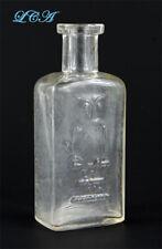 The OWL DRUG Company's ORIGINAL old GRANDPAPPY owl embossed bottle