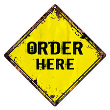DS-0026 ORDER HERE Diamond Sign Rustic Chic Sign Shop Home Decor Gift