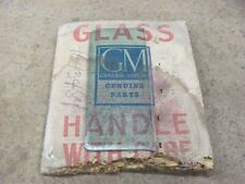 NOS 55 56 57 Chevy Vent Window Glass TINTED 150 210 4643481 Chevrolet